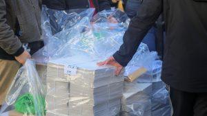 Alegeri parlamentare 2020. Recalculare AEP: 14.000 de voturi prin corespondență nu au ajuns la București