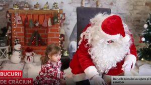 Cum reacționează copiii când găsesc cadouri sub brad