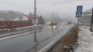 COD galben de ceață pentru Argeș, Dâmbovița și Prahova. Valabil doar în această dimineață