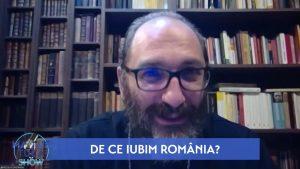 """Părintele Necula: """"Iubesc România pentru ca m-a plimbat cu trenul la nesfârșit, pentru că a întârziat în fiecare gară câte o veșnicie"""