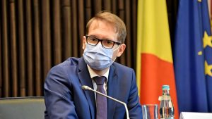 Dominic Fritz nu poate vota azi la alegerile parlamentare 2020. Ce mesaj transmite către votanți