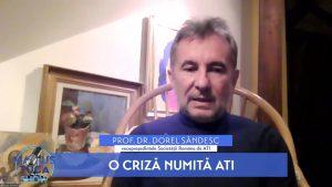"""Vicepreşedintele Societăţii Române de ATI, Dorel Săndesc, la """"Marius Tucă Show"""": """"România e pe ultimul loc în Europa ca importanță dată sănătății"""""""