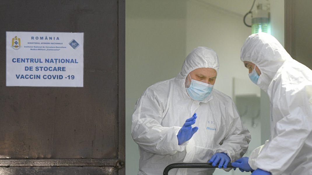 """De ce rămân 4.000 de doze de vaccin anti-COVID-19 din tranșa """"simbol""""? Răspunsul dat de GCS"""