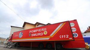 America ajută România în lupta cu pandemia. A donat un echipament pentru intervenții SMURD