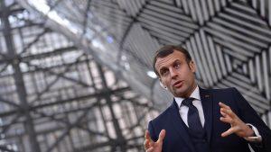 Președintele Franței are COVID-19