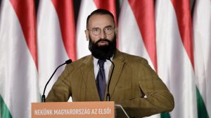 Eurodeputat maghiar