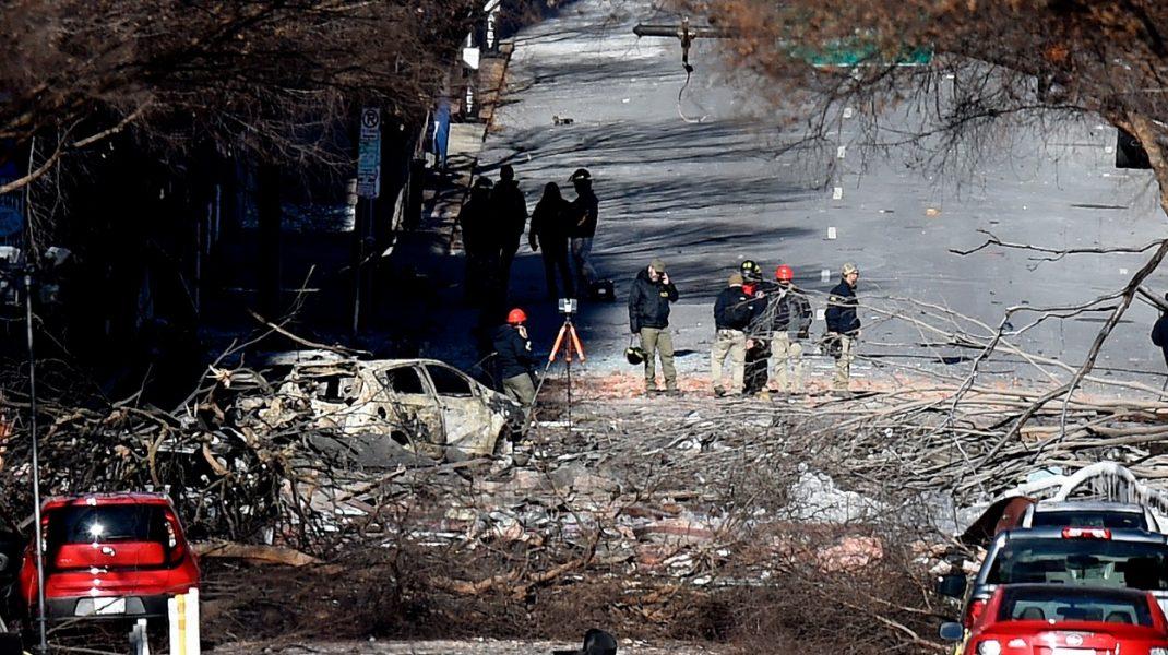 Explozia din Nashville, rezultatul unui atentat sinucigaș? Descoperirile anchetatorilor