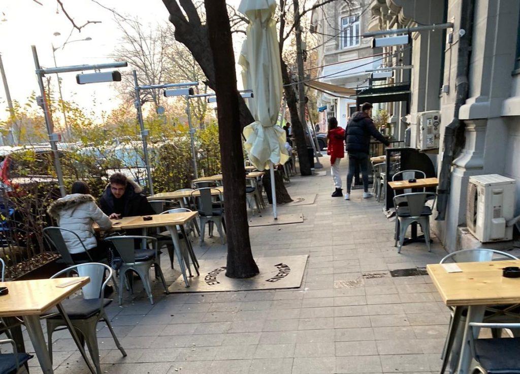 Patronul unui restaurant din Capitală a intrat în grevă fiscală, după ce Primăria i-a cerut mai mulți bani de chirie pe spațiu