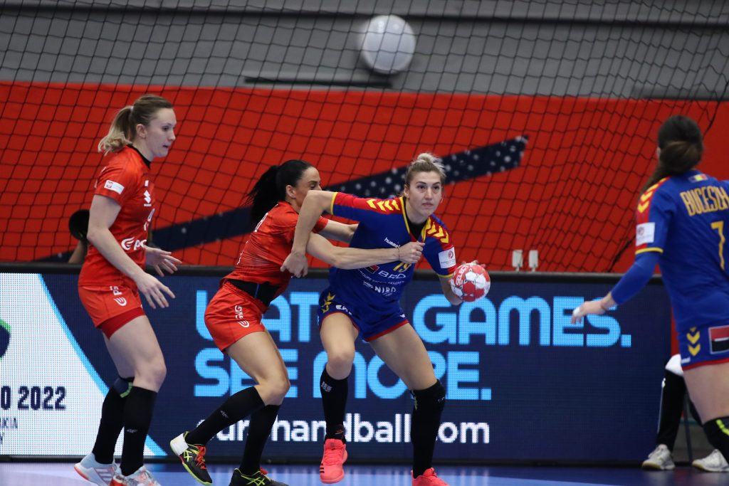Naționala de handbal a României s-a calificat în grupele principale ale Campionatului European