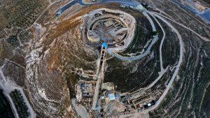 Palatul Regelui Irod va fi deschis. Ruinele s-au păstrat foarte bine sub pământ timp de 2.000 de ani
