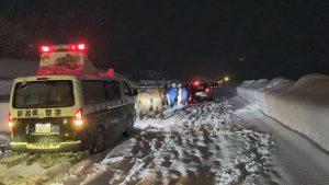 Japonia, lovită de ninsori abundente: Peste 1000 de șoferi sunt blocați de două zile pe o autostradă