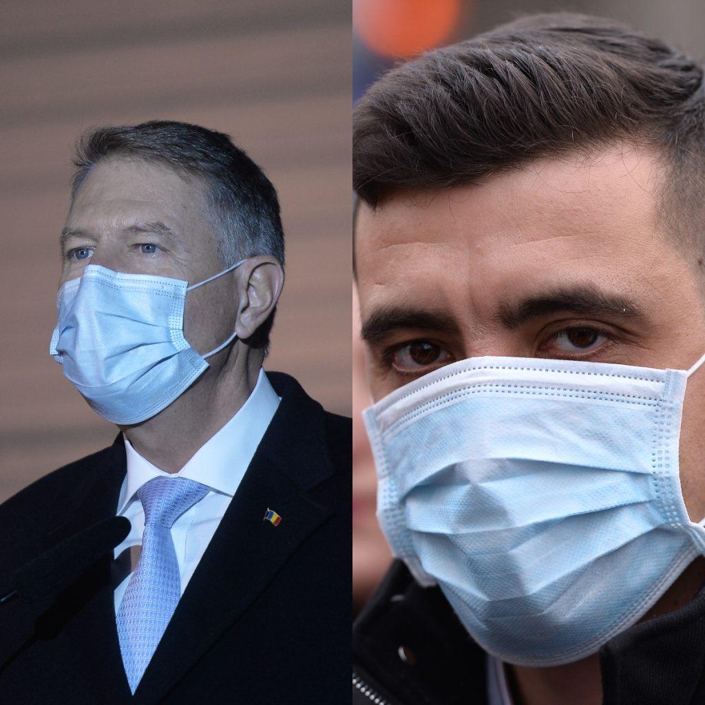 """Iohannis, despre AUR: """"O formațiune despre care nu prea se știe ce vrea și ce face în politică"""""""