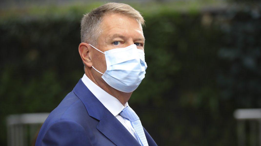 """Klaus Iohannis îndeamnă românii să iasă la vot: """"Alegerile nu se câștigă în sondaje, alegerile se câștigă la urne"""""""