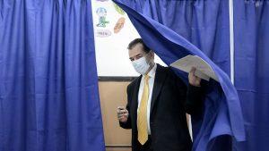 """Mesajul lui Orban, la ieșirea de la urne: """"Mergeți cu încredere la vot, nu este risc de contaminare! În ziua votului, cetățenii au libertate de mișcare"""""""