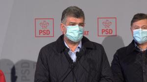 """Marcel Ciolacu: """"Le mulțumesc românilor care au mers la vot și care au înțeles că Orban trebuie să plece"""""""