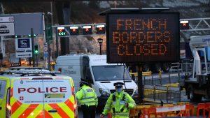 Graniță Mare Britanie-Franța