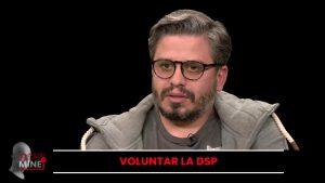 """Mărturiile coordonatorului echipei de voluntari de la DSP: """"Am vrut să ajutăm cetățeanul, ajutând o autoritate"""""""
