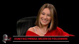 """Mimi, creator de conținut: """"Am conștientizat că am o voce când am făcut milionul pe Instagram"""""""