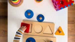 Jucării Montessori