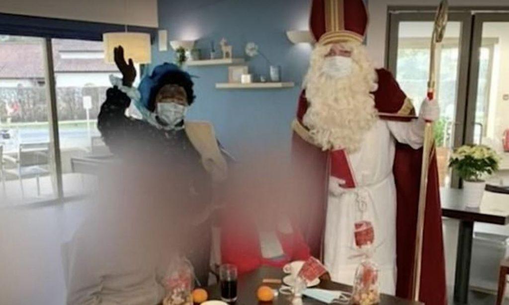Moș Crăciun a dat Covid la 75 de persoane de la un azil din Belgia