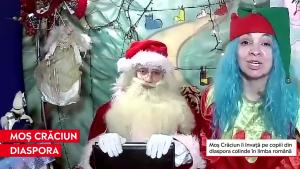 Moș Crăciun Diaspora
