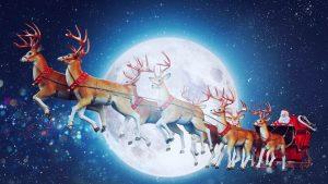 Povestea lui Moș Crăciun. Cine este bătrânelul care cunoaște dorințele tuturor copiilor din lume