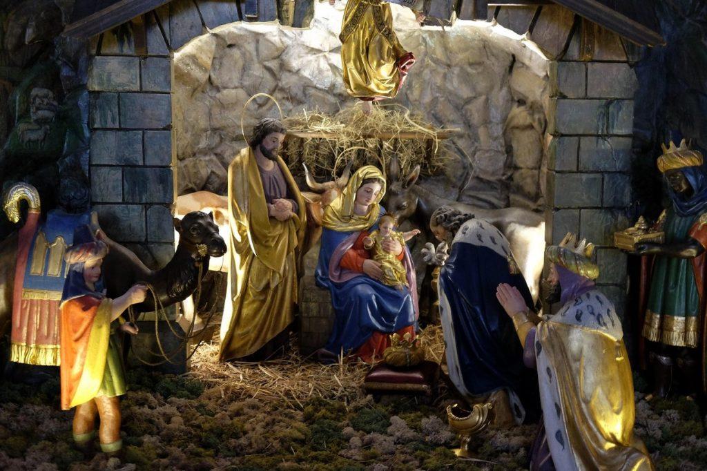 Nașterea lui Iisus în iesle, pe 25 decembrie