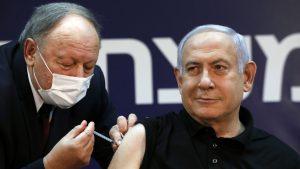 """Herman Berkovits, medicul lui Netanyahu: """"Premierul s-a vaccinat primul ca să dea un exemplu. E important să se vadă că vaccinul nu este un placebo"""""""