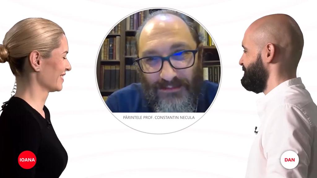 """Părintele Prof. Constantin Necula: """"Avem nevoie de un plan de revenire din tristețe. Cum vaccinăm cu optimism medicii din prima linie?"""""""