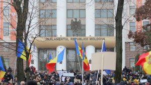 Protest Republica Moldova