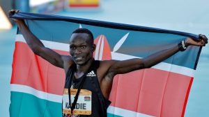 Un nou record mondial la semimaraton. Kibiwott Kandie a coborât cu 29 de secunde sub performanța anterioară