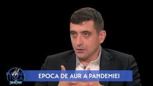 George Simion, copreședinte AUR: S-ar putea să avem anticipate prezidențiale sau parlamentare