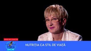 """Simona Tivadar, medic nutriționist: """"Mănânci în funcție de ceea ce faci în următoarele cinci ore"""""""