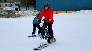 snowbike-electric