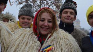 """Viitoarea senatoare AUR, Diana Șoșoacă, s-a dat mare pe Facebook că și-a dat masca jos la Cotroceni: """"SPP a înlemnit"""""""