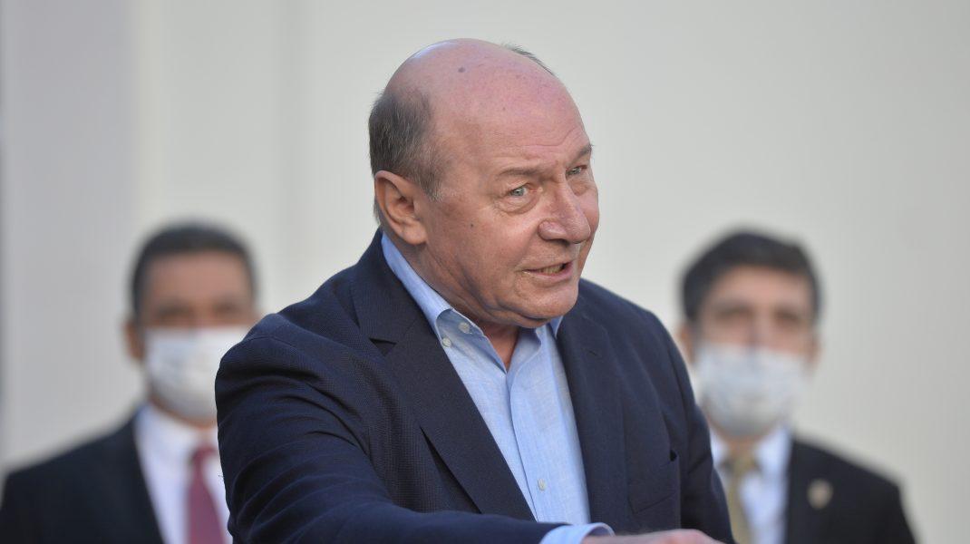 Dosar penal in rem, după ce Traian Băsescu a spus că nu a colaborat cu Securitatea