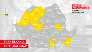 Transilvania alegeri parlamentare