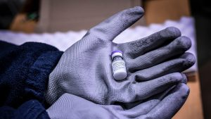 Vaccin Covid Franța