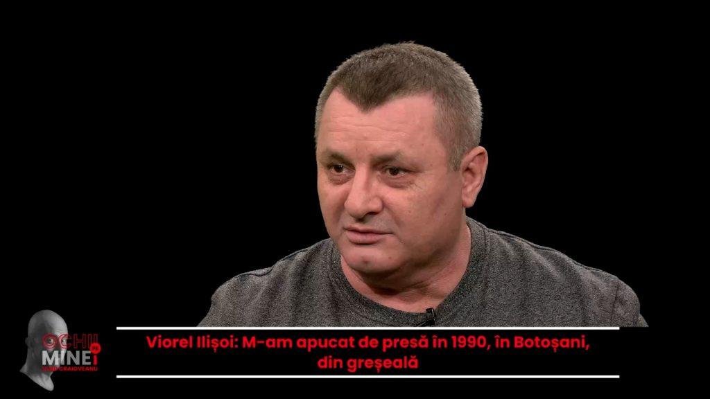 """Viorel Ilișoi a fost cerșetor, gunoier, controlor și zilier, toate pentru jurnalism: """"În devenirea ta contează oricare moment"""""""