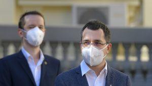 Vlad Voiculescu renunță la poziția de viceprimar al Capitalei pentru ministerul Sănătății. Ce acuzație îi aduce lui Nicușor Dan