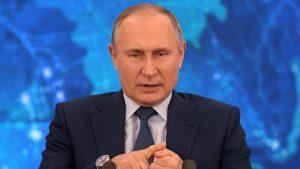 """Vladimir Putin, pus la punct de un jurnalist BBC: """"Eu pun întrebările, tu răspunzi!"""". Liderul rus și-a cerut scuze. VIDEO"""