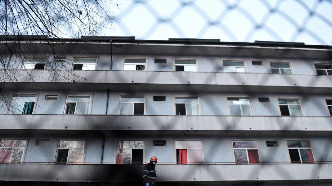 """Încă doi pacienți care se aflau la """"Matei Balș"""" în timpul incendiului au murit"""