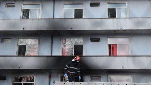 """Victor Alistar, despre incendiul de la """"Matei Balș"""": """"Întotdeauna se caută o variantă în care statul să nu fie culpabilizat"""""""