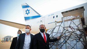 Benjamin-Netanyahu-la-aeroportul-Ben-Gurion