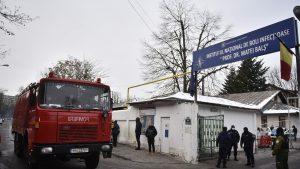 """Care este starea pacienților transferați de la """"Matei Balș"""""""