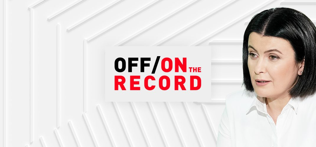 OFF/ON THE RECORD