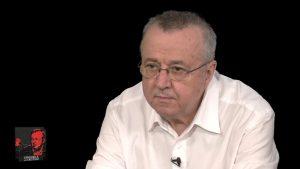 Ion Cristoiu: Tipic regimului Iohannis este trompeta. Campania vaccinaților e o manipulare