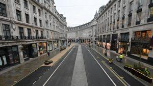 Londra-carantină