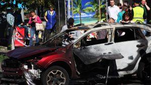 Mașina-în-care-a-fost-asasinat-jurnalistul-ucrainean-Pavel-Șeremet