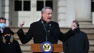 bill-de-blasio-trump-new-york-city